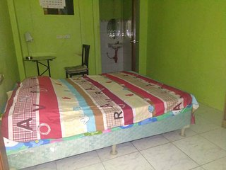 Room for daily rent in Villamonte, Bacolod, negros occidental Philippines