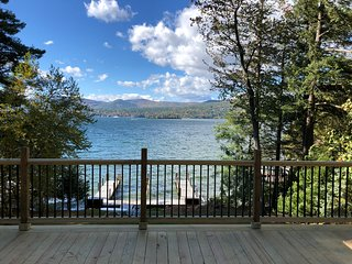 Waterfront Paradise Located in Assembly Point Lake George - Brand NEW