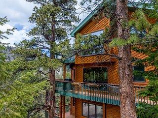 [New! June 2019] Rocky Mtn Natl Park Luxury Vacation Rental. Views & River!