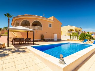 Villa Isla Lanzarote with Private Pool - C. Quesada - Rojales - Costa Blanca