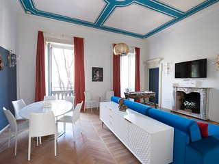 Platino - Large 3bdr apartment in the heart of Milan