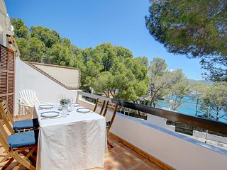 FANTASTIC 4Bedroom Ancla house with PRIVATE TERRACE with stunning SEA VIEWS