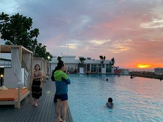 Kota Kinabalu/7-10person/infinity pool(0723A)