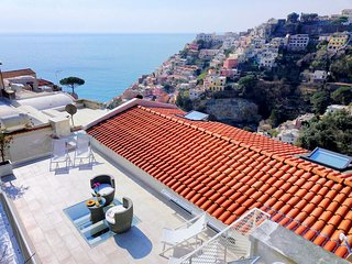 Casa Cristallo with private Terrace and Sea View
