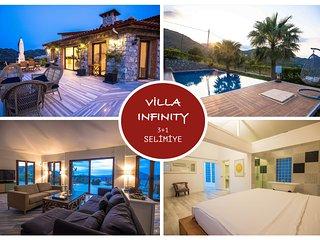 Villa Infinity Selimiye Village Marmaris