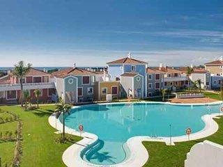 Nido Del Mar ground floor poolside