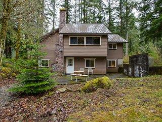 Mt Baker Highway Family  Cabin #3 - 12-BEDROOMS, FIREPLACE, WIFI*, BBQ, SLPS-26!
