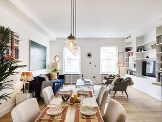 The Sophisticated Finborough Road Maisonette - MLM