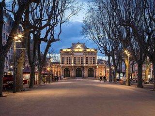 La Petite Halle charmant appartement à Béziers