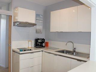 L'ANGE - Bel appartement rénové à 700m de la plage