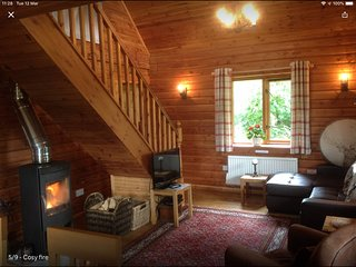 Deveron Lodge Aberdeenshire