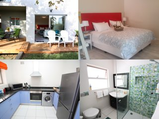 Private Garden Studio,Pool,Free WiFi,Washing Machine,Fully Equipped Kitchen