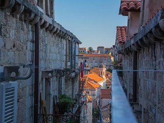 Guesthouse Two Friends Dubrovnik Palace- Comfort Double Room with Balcony