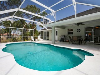 Charming 3 Bedroom Florida Pool Home