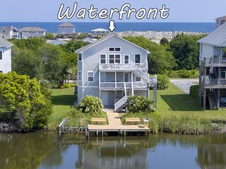 Old Village Lane 137 Sound View!   Community Pool, Tennis, Private Dock (not dee