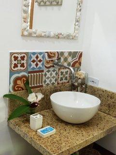 Banheiro (piso térreo)
