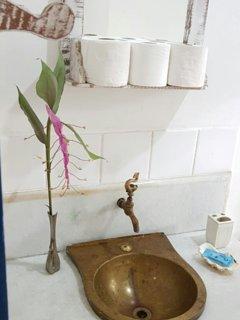 Banheiro (área externa)