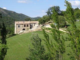 Location Mas en Drôme provençale