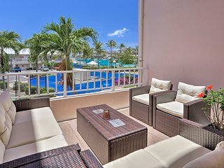 NEW! St. Thomas Resort Condo w/Pool & Ocean View