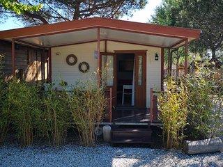 Toscane | Italie | Stacaravan bij zee | Camping Paradiso | Viareggio