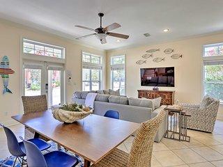 NEW-Updated Home w/Golf Cart 1Mi to Blue Mtn Beach