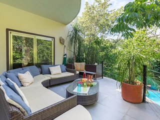 GREEN OASIS in Tulum Town: Original, Jungle & Luxe  up to 6 pax