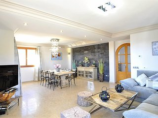 CASA LAS COLUMNAS- Chalet in Cala Ratjada, ideal for families with private pool