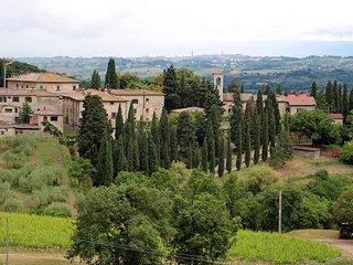 Appartamento nel borgo medievale di Fonterutoli