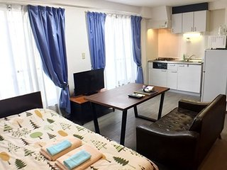 COZY STUDIO APARTMENT IN ROPPONGI