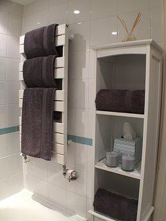 Exeter penthouse - Master bedroom's en-suite bathroom