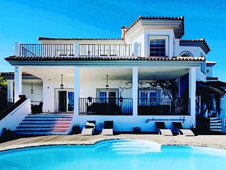 Luxury 5 bedroom Villa on Golf Course in Alcaidesa, nr Sotogrande