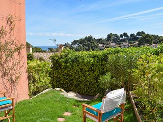 DETACHED HOUSE WITH SEA VIEWS AND TERRACES.6 people. BEGUR-COSTA BRAVA
