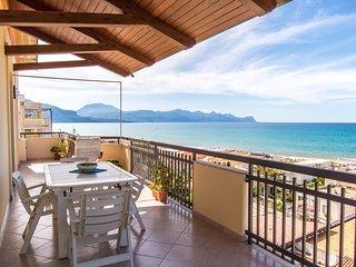 Alimar - Vista sul Golfo di Castellammare - 6 persone - Wifi 200MB