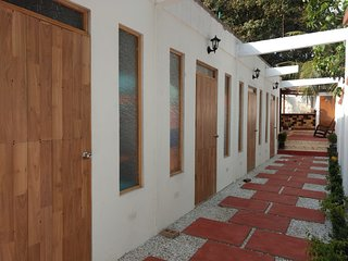 Juancho's House is a quiet beach hostel, located near Tayrona Park.