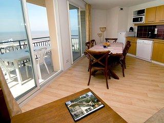 Appartement cosy dans le nord de la France | Sur la plage!