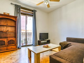 Bright apartment on the Barcelona coast, near the Rambla del Poble Nou and the B