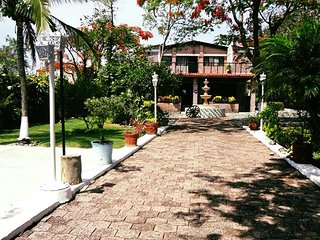 Quinta Caro Paraiso Villa Mexicana De Lujo en Morelos Mexico
