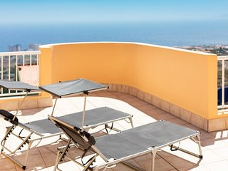 Duplex Charco del Valle with Sea View
