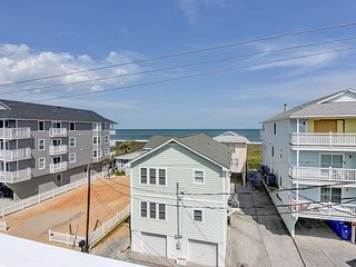 Tides II 3C - Gorgeous ocean view condo with pool