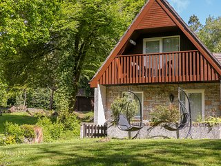 17 VALLEY LODGES, on-site swimming pool, WiFi, near Gunnislake