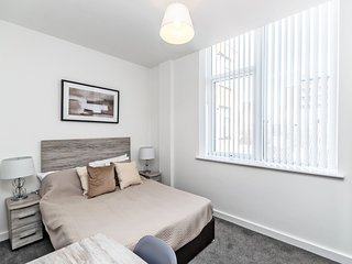 Residential Estates - One bed Apartment City Suites sleeps 2