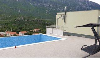Family Dalmatian Pool House ' RUSULA '
