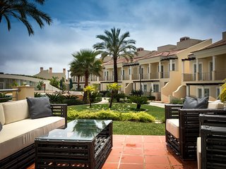 Casa Vinho, a luxurious 4 bed townhouse in the gated resort of Palmyra Vilamoura