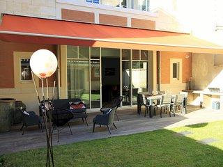 Appartement, terrasses & suite privée au coeur de Bordeaux