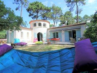 Villa de l'Herbe, Cap Ferret