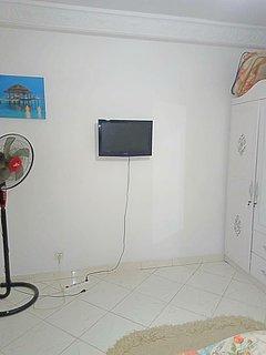 Chambre d'hote meublee dans un appartement tres cozy et securise