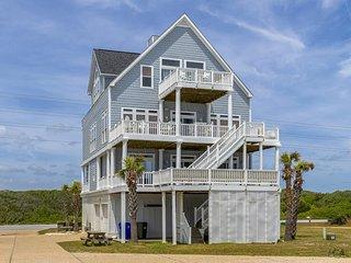 Island Drive 4166 Oceanfront! | Internet, Community Pool, Hot Tub, Elevator, Jac