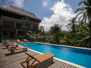 Casa Origen- Los Naranjos Beach Villa,Premium Suite /Tayrona
