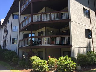 Waterfront Condo in nature 10 minutes from downtown