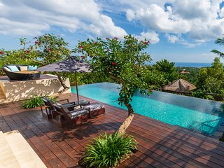Modern Spacious Villa in Uluwatu with Ocean View